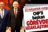 CHP'li Yalova Belediye Başkanı Vefa Salman, görevden uzaklaştırıldı