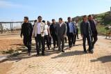 Harran'da Parklar Bahara Hazırlanıyor