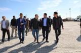 Harran'da Yeni Araç Parkı Hizmete Açıldı