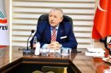 Amasya Belediye Başkanı Sarı, Milli Dayanışma Kampanyası'na 3 maaşını bağışlayarak destek oldu.