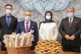 Kütahya Belediyesi, glütensiz ekmek ve simit üretimi yapıp Kütahya Çölyak ve PKU Yaşam Derneği'ne destek veriyor