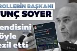 CHP'li İzmir Belediye Başkanı Tunç Soyer'in hesabının troller tarafından yönetildiğini bir kez daha belgelendi