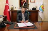 Tarsus Belediye Başkanı Bozdoğan'ın corona testi pozitif çıktı