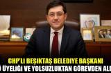 CHP'li eski Beşiktaş Belediye Başkanı Murat Hazinedar'a mal varlığı davası