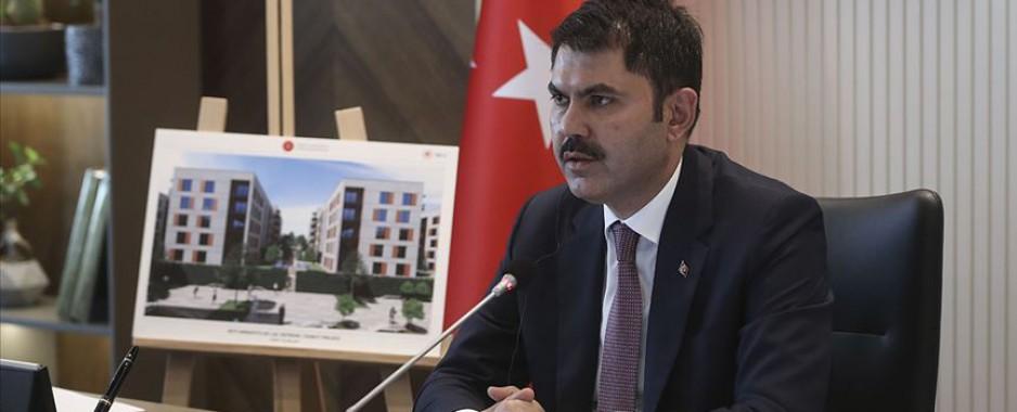 Bakan Kurum: Hedefimiz güçlü bir Türkiye için güçlü şehirler kurmak