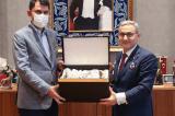 Bakan Murat Kurum Kütahya Belediyesini ziyaret etti