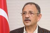 Özhaseki: Belediye başkanlarımız vatandaşlarımıza hizmet etmekte birbirleriyle yarıştılar