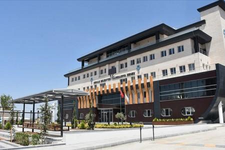 'Nuh'un Gemisi' görünümlü Şırnak Belediye hizmet binası açıldı