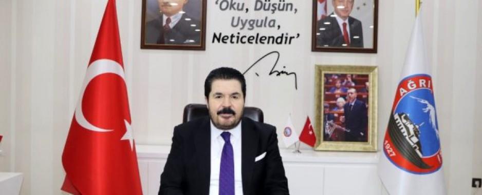 Ağrı Belediye Başkanı Sayan: Muharrem İnce, Kılıçdaroğlu'ndan daha yüksek oy alacaktır