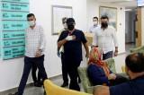 Koronavirüsü yenen Alanya Belediye Başkanı Yücel, taburcu edildi