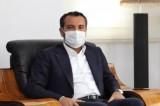 Elazığ Belediye Başkanı Şahin Şerifoğulları, koronavirüse yakalandı