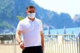 Koronavirüsü yenen Alanya Belediye Başkanı göreve başladı