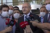 CHP Genel Başkanı Kılıçdaroğlu: Muhittin Böcek'in sağlık durumu iyiye gidiyor