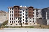 Malatya'da depremzedeler için yapılan konutların ilk etabında sona yaklaşıldı