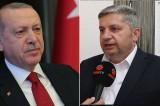 Erdoğan'ın katıldığı toplantı için test yaptıran belediye başkanı, pozitif çıktı