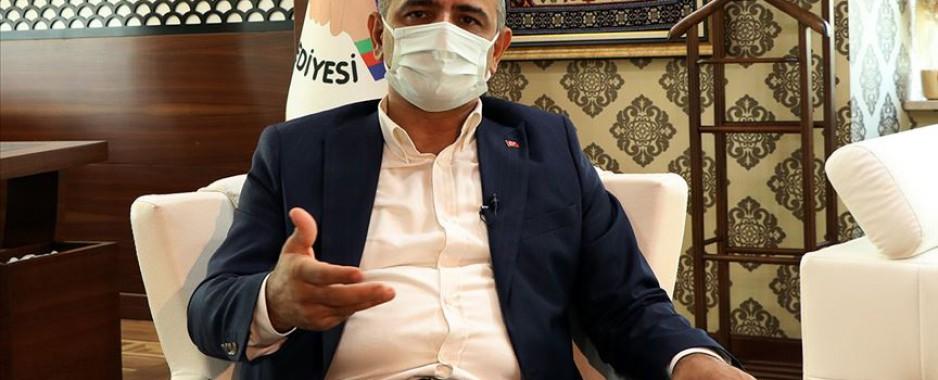 Körfez Belediye Başkanı Söğüt: Testiniz pozitif çıktı sözü insanı şoka uğratıyor