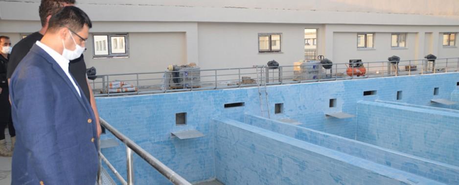 Yüksekova 80 milyon liralık yatırımla su sıkıntısından kurtulacak
