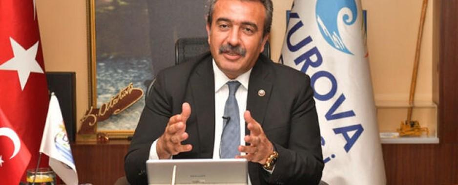 Çukurova Belediye Başkanı Çetin'in korona testi pozitif çıktı