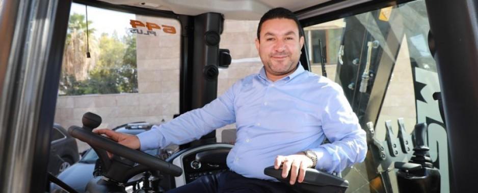 Başkan Özyavuz; Araç Filosunu Güçlendirmeye Devam Ediyor