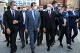 Kılıçdaroğlu İSKİ Baltalimanı Biyolojik Atık Su Arıtma Tesisi'ni ve Gazhane'yi ziyaret etti