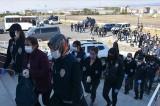 Kars merkezli operasyonda HDP'li belediye yöneticilerinin de aralarında bulunduğu 21 kişi adliyeye sevk edildi