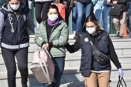 Kars'ta HDP'li belediye başkan yardımcısı ve il başkanı tutuklandı