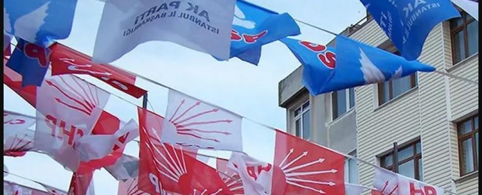 CHP'li ve DSP'li iki belediye başkanı AK Parti'ye geçti