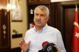 Adana Büyükşehir Belediye Başkanı Zeydan Karalar, Kovid-19'a yakalandı