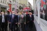 'Karabağ Azerbaycan'dır Zafer Sergisi' açıldı
