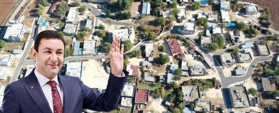Başkan Mahmut Özyavuz: Kırsalda Çalışmalarımız Devam Ediyor