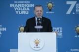Cumhurbaşkanı Erdoğan: İzmirli kardeşlerimizin yaralarını soğuklar bastırmadan sarmakta kararlıyız
