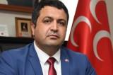 MHP İl Başkanından Büyükşehir Belediye Başkanına: HİÇ Mİ UTANMADIN! HİÇ Mİ YÜZÜN KIZARMADI?
