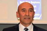 CHP İzmir Büyükşehir Belediye Başkanı Tunç Soyer'den cumhuriyet kılıflı vurgun