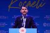 Çevre ve Şehircilik Bakanı Kurum: Ülkemizi depreme hazır hale getirmek için canla başla çalışıyoruz