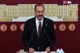 MHP'li Osmanağaoğlu: Tunç Soyer ulusal bir tehlike haline gelmiştir