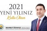 Başkan Özyavuz'dan Yeni Yıl Kutlama Mesajı