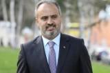Bursa Büyükşehir Belediye Başkanı Aktaş, su tasarrufu çağrısı yaptı