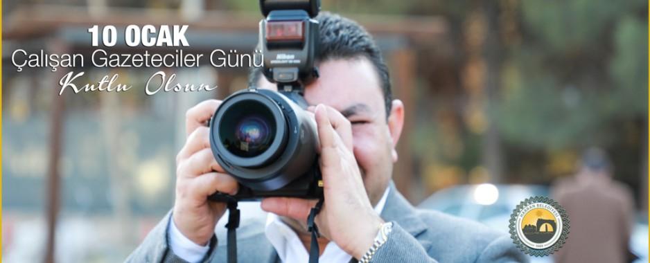 Başkan Özyavuz'dan 10 Ocak Çalışan Gazeteciler Günü Mesajı