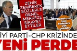 İYİ Parti-CHP krizinde yeni perde!