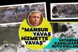 MHP Ankara İl Başkanlığı: Mansur Yavaş hizmette yavaş