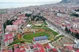 Trabzon 'spor' temalı millet bahçesine gelecek ay kavuşacak