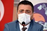 Şarköy Belediye Başkanı Alpay Var koronavirüse yakalandı