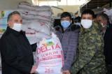 Talas Çiftçisine tohum desteği artarak sürüyor