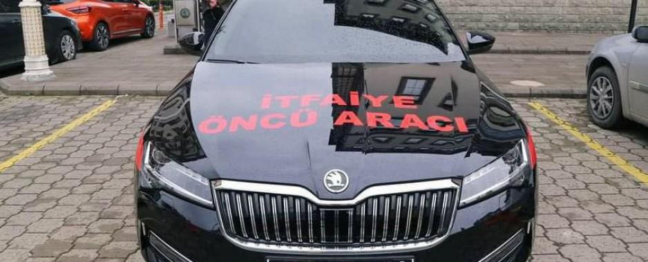 Çayeli Belediye Başkanı'ndan eleştirilere yanıt: 'İtfaiye öncü aracı' adıyla vergisiz alma şansımız var, bunu kullandık
