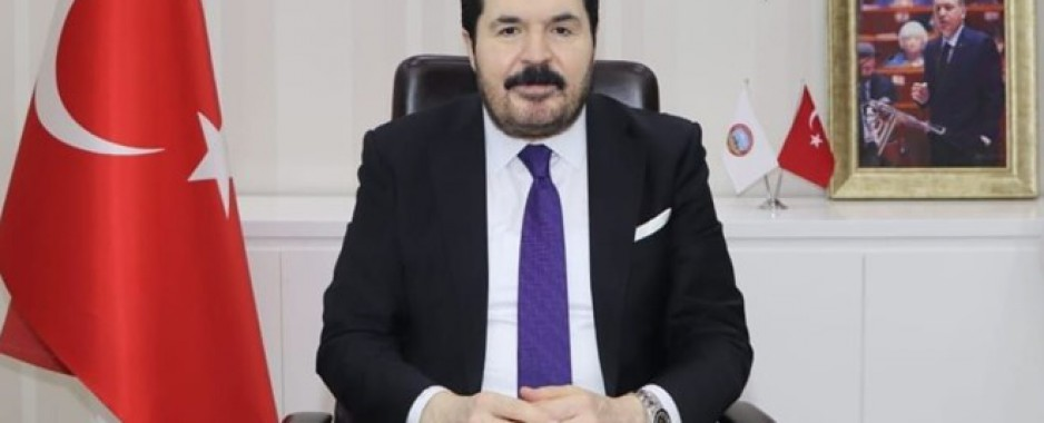 Ağrı Belediye Başkanı Sayan Covid-19'a yakalandı