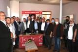 Bartın'da Başkan Akın, Ulus İlçe Teşkilatıyla bir araya geldi