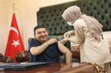 Başkan Özyavuz vatandaşları aşı olmaya davet etti