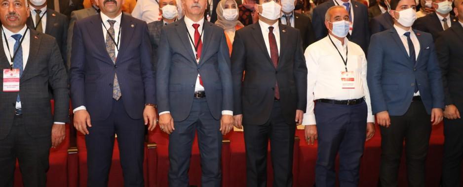 """Başkan Özyavuz, """"Güçlü Siyaset, Lider Türkiye, Hedef 2023"""""""