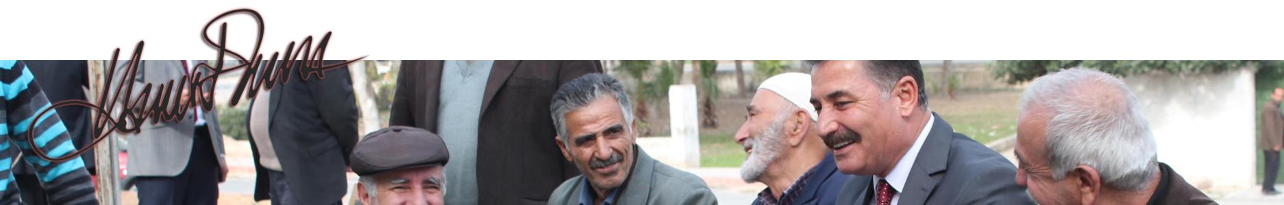 Mersin Büyükşehir Belediye Başkan Adayı ve Toroslar Belediye Başkanı Hamit TUNA