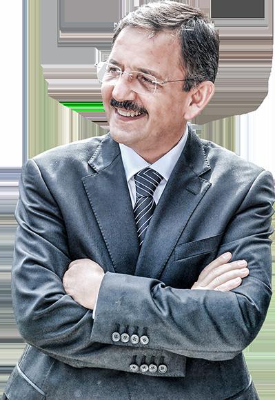 Mehmet ÖZHASEKİ AK Parti Ankara Büyükşehir Belediye Başkan Adayı